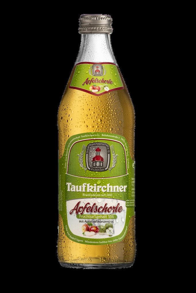 Taufkirchner Apfelschorle