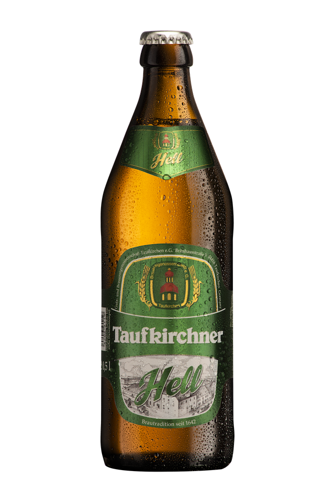 Taufkirchner Hell 0,5l