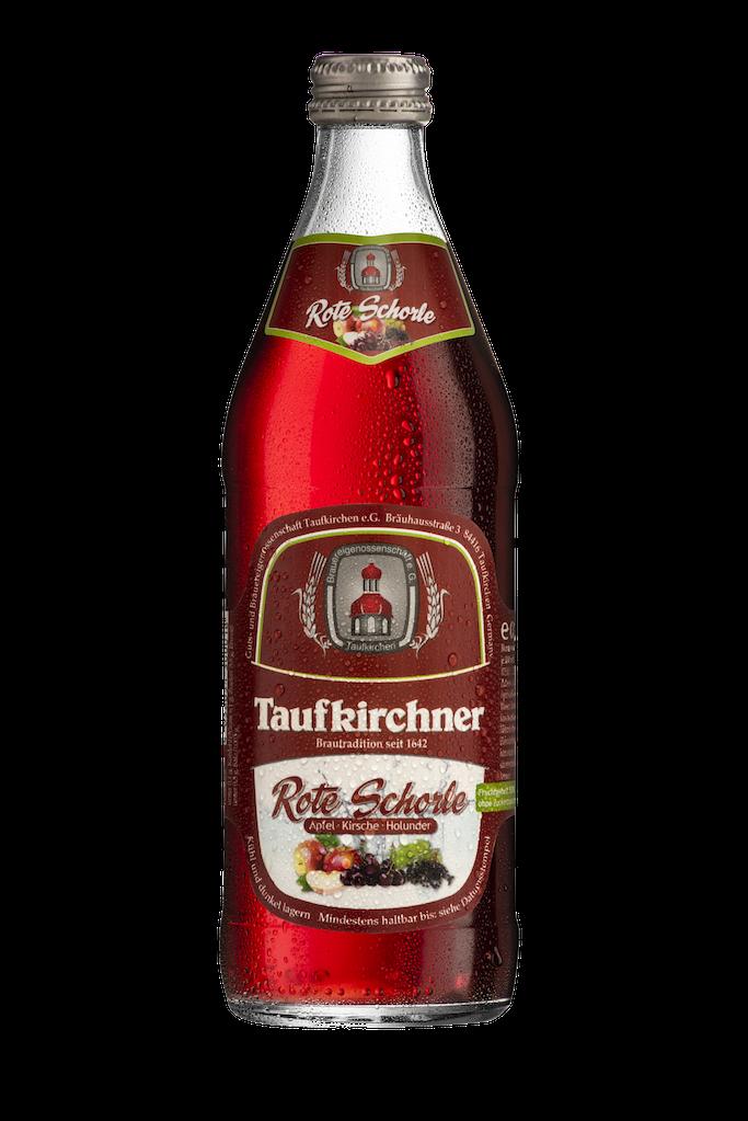 Taufkirchner Rote Schorle