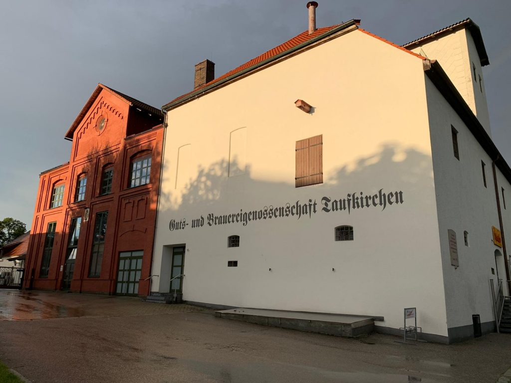 Taufkirchner Brauereigebäude
