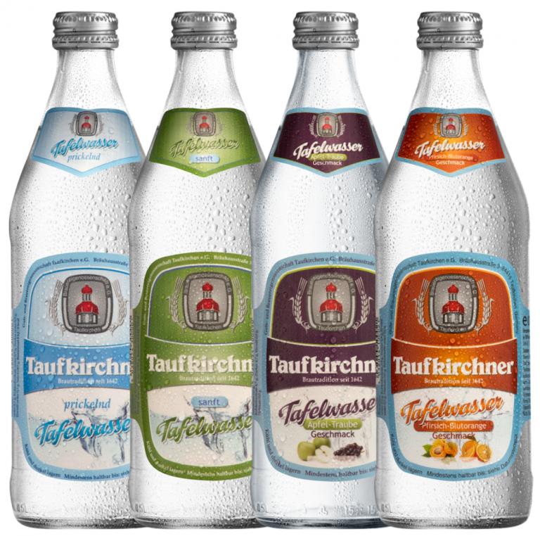 Taufkirchner Tafelwasser