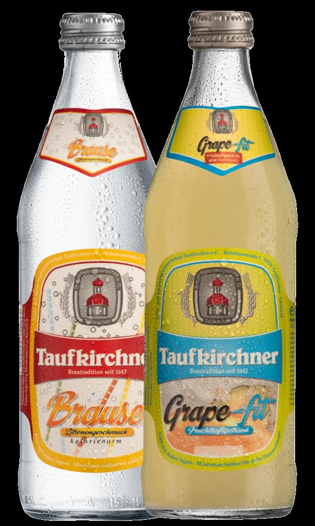 Taufkirchner Zuckerfreie Limonaden
