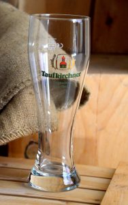 Taufkirchner Weißbierglas