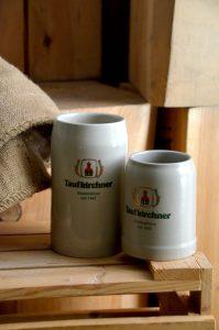 Taufkirchner Steinkrüge 0,5l und 0,25l